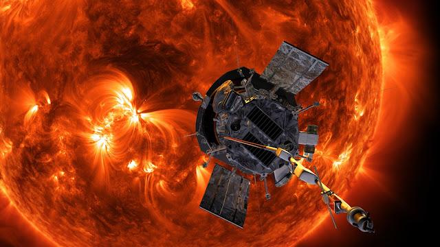 NASA lança sonda que irá explorar o Sol nos próximos anos