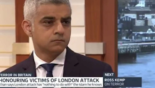 WATCH: London Mayor Asked About 400 Jihadis Still In London. His Answer Is A Disaster.