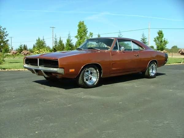 Dodge Charger Muscle Car For Sale