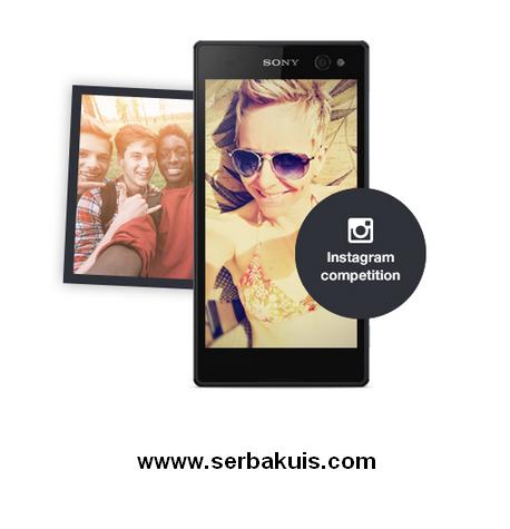 Kontes Selfie Berhadiah 3 Sony Xperia C3 per Minggu