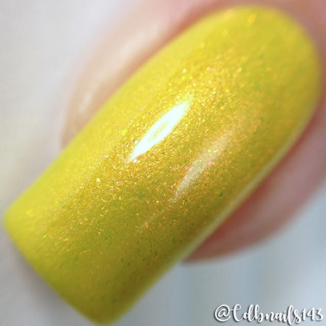Tonic Polish-Lemons & Cream
