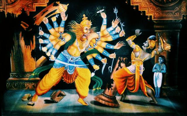 Hiranyakashyap Rajagun Brahma Ke Upasak Ki Story