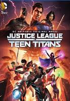 La Liga de la Justicia contra los Jovenes Titanes (2016) online y gratis