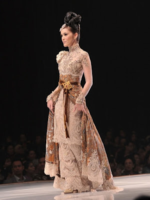 Trend Baju Kebaya Modern 2016