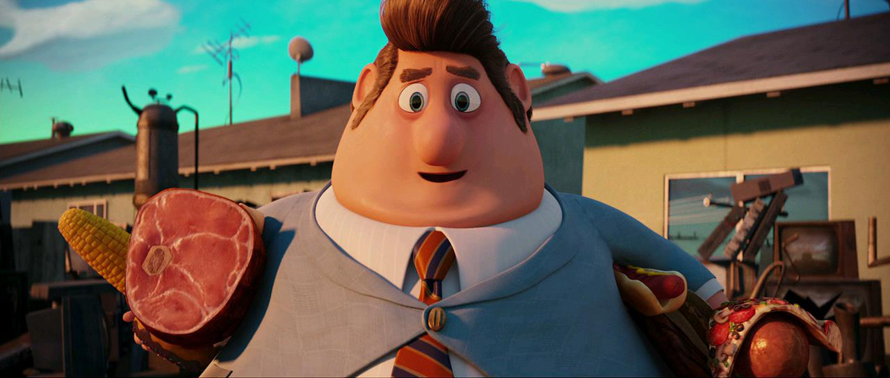 Cloudy with a Chance of Meatballs 1 (2009) Telugu Movie Screen Shot-4