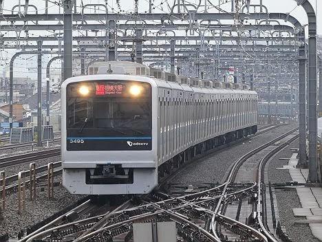 【運用変更】小田急電鉄 急行 相模大野行き5 3000形