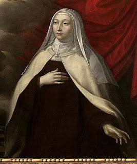 Mme Acarie Marie de l'Incarnation