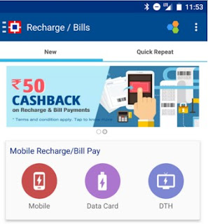 PayZapp gives you a chance to energize your versatile, DTH and information card, pay service bills, think about and book flight tickets, transport and lodgings, shop, purchase motion picture tickets, music and staple goods, benefit incredible offers at SmartBuy, and send cash to anybody in your friends.