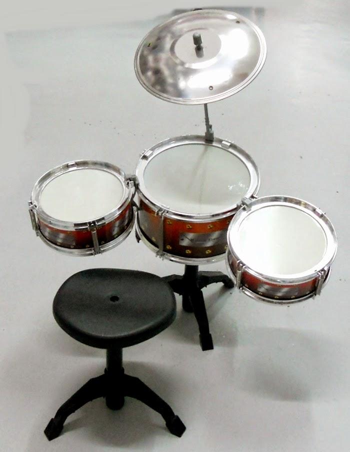 bongbongidea toy jazz drum set for children large. Black Bedroom Furniture Sets. Home Design Ideas