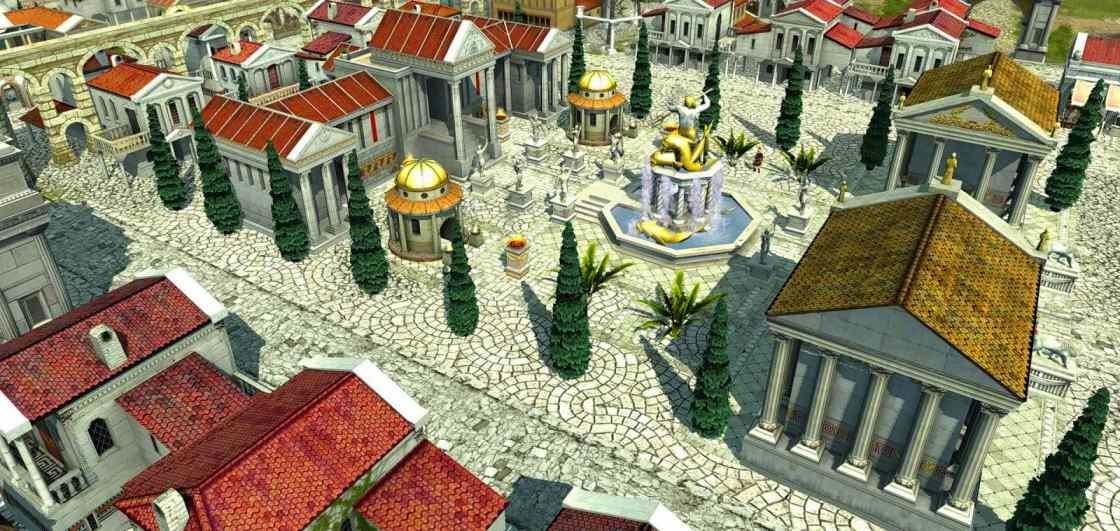 Antigua Roma, arquitectura