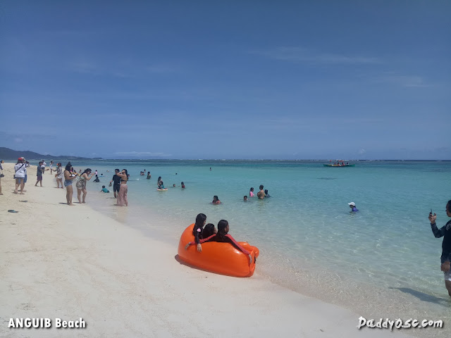 summer at Anguib Beach, Sta. Ana Cagayan