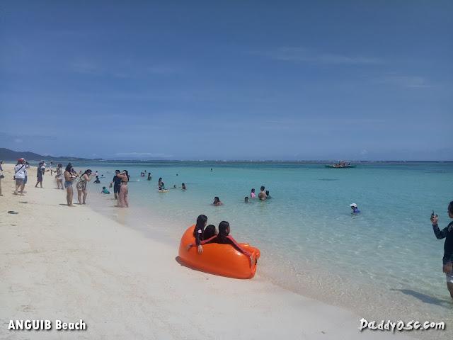 summer at Anguib Beach, Sta. Ana Cagayan