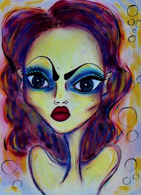 Bebee Pino - painting