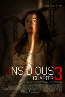 Sinopsis Film Insidious: Chapter 3 (2015)