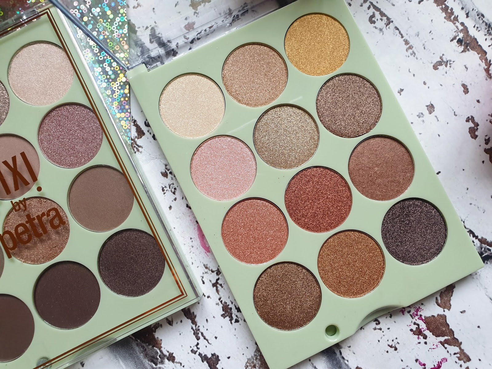 Pixi Beauty Eye Reflections Shadow Palettes | Review