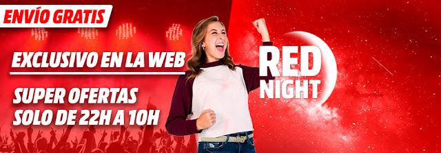 Mejores ofertas de la Red Night de Media Markt 9 octubre de 2018
