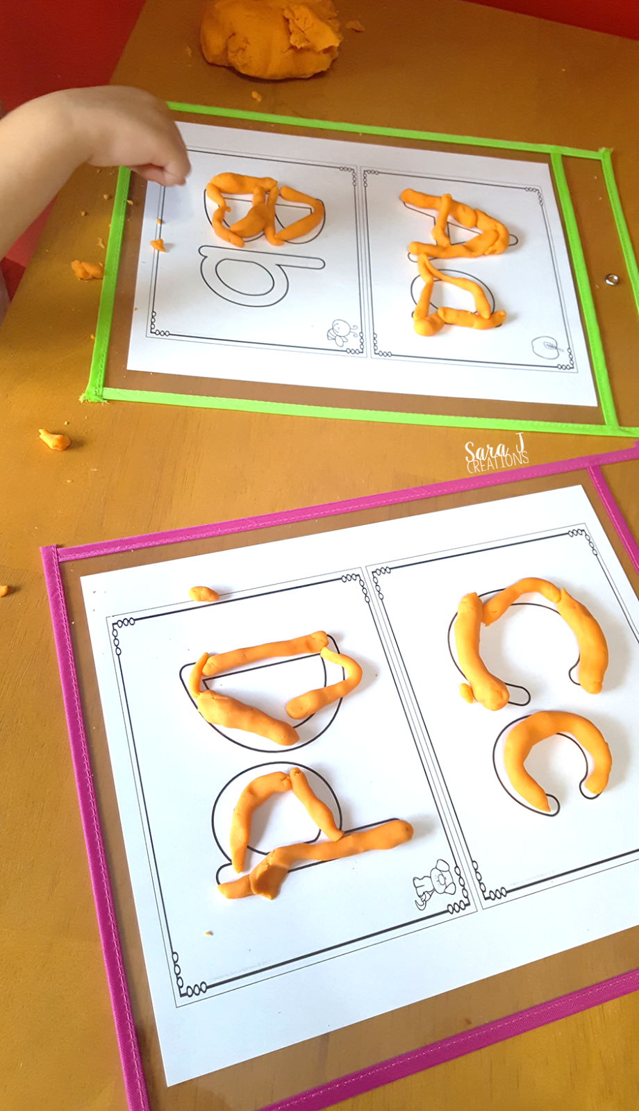 Letter D Activities | Sara J Creations