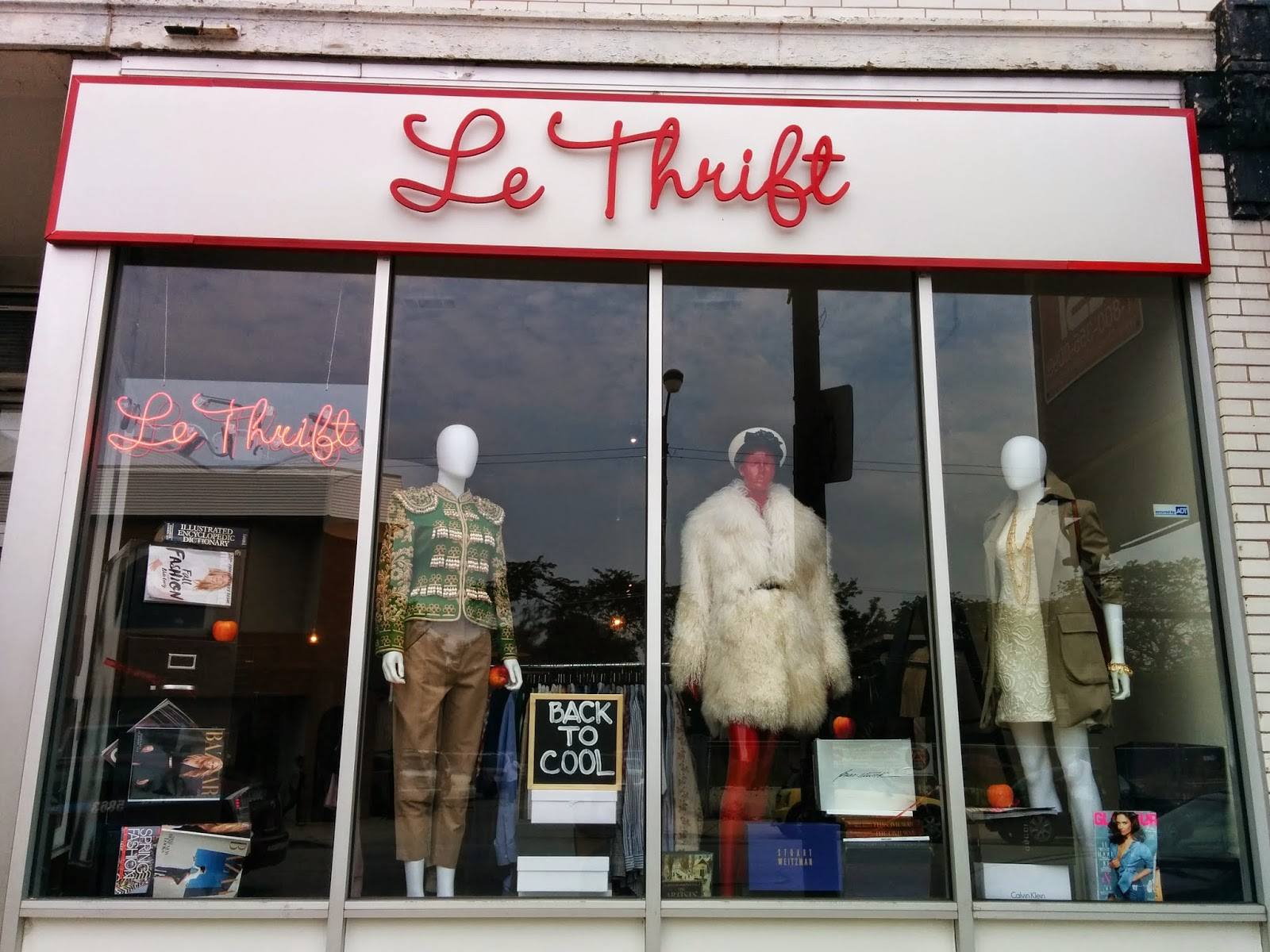 le thrift consignment boutique