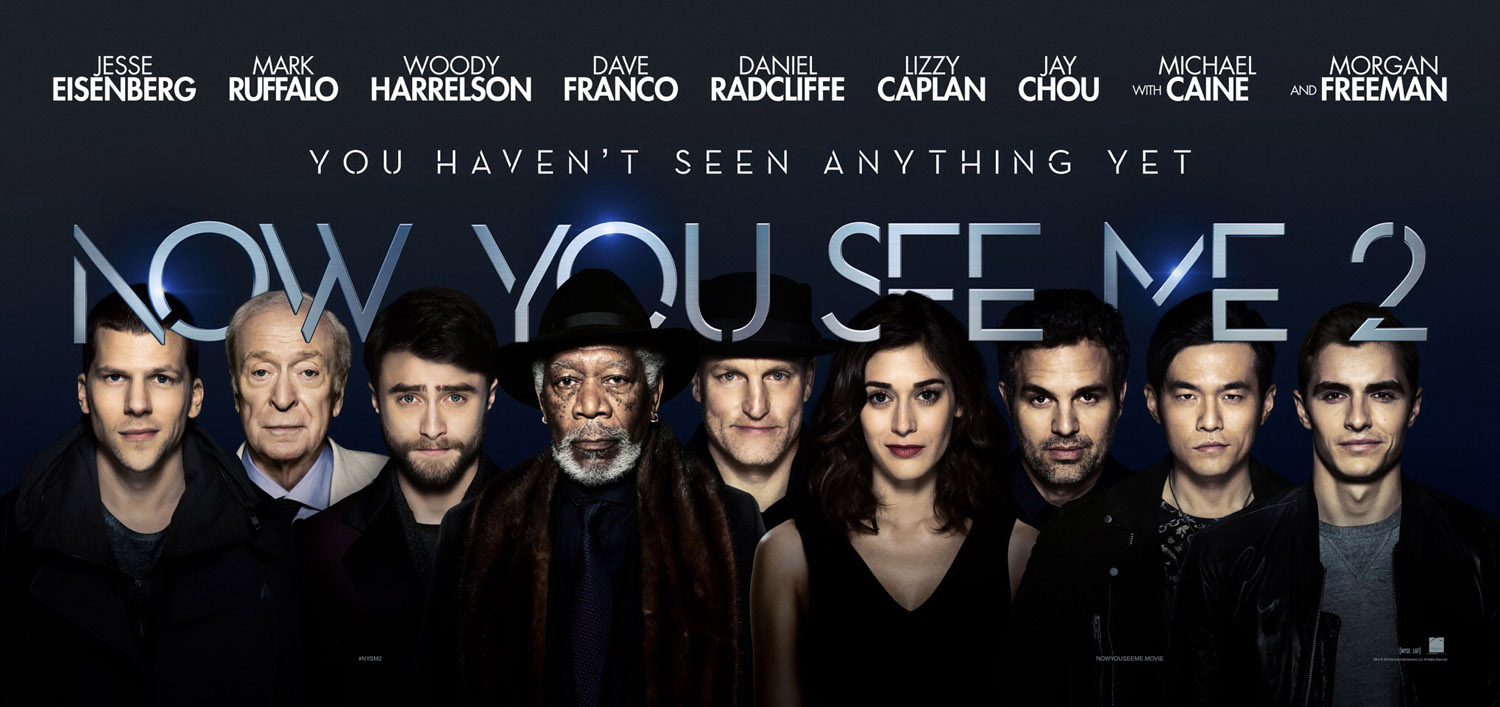 Rockygoerszs Cinemovies Now You See Me 2 The Four Horsemen Is Back