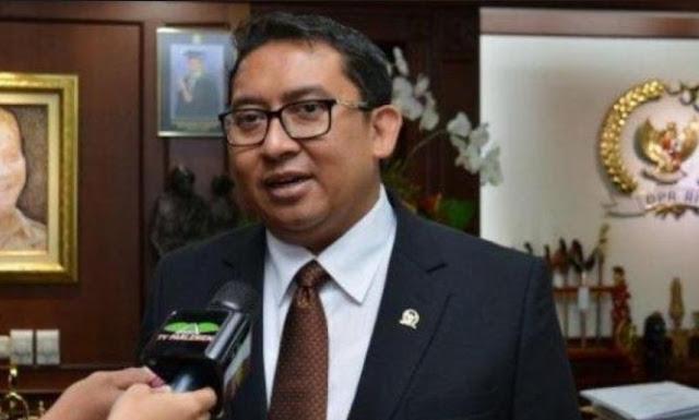 Fadli Zon Mengaku Prihatin dengan Jokowi, Kenapa?
