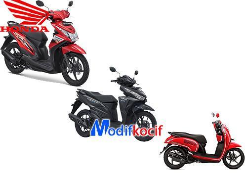 Gambar Harga Motor Honda Matic