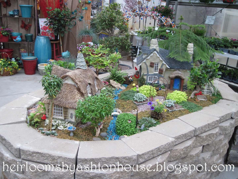 Heirlooms by ashton house magical miniature gardens - Miniature plants for fairy gardens ...