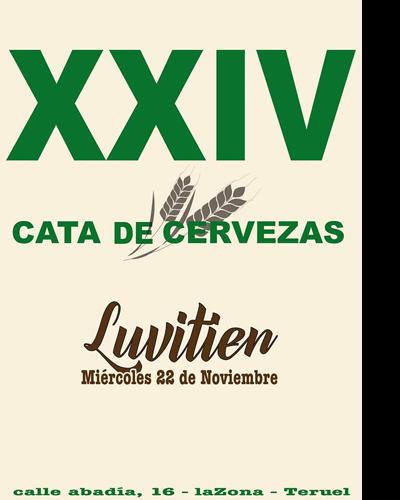 XXIV Cata de Cervezas