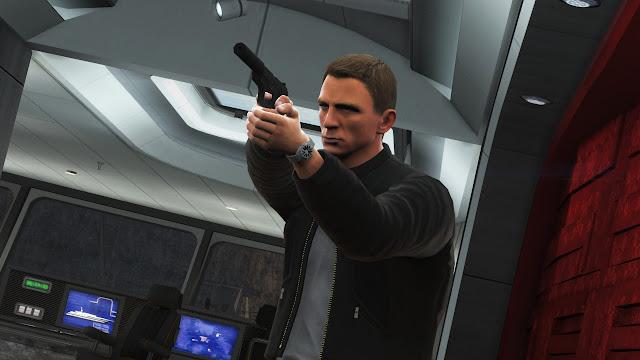 James Bond 007 Blood Stone Game Screenshots