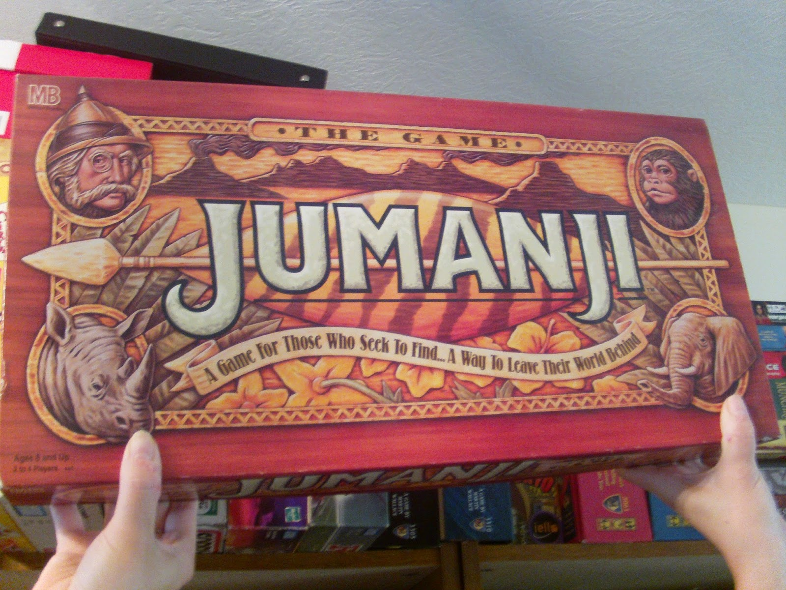 Retrospective: Jumanji ~In the 90's you must wait~ | A Space
