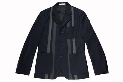 BLACK&BLUE [ スクールジャケット ] ネイビー