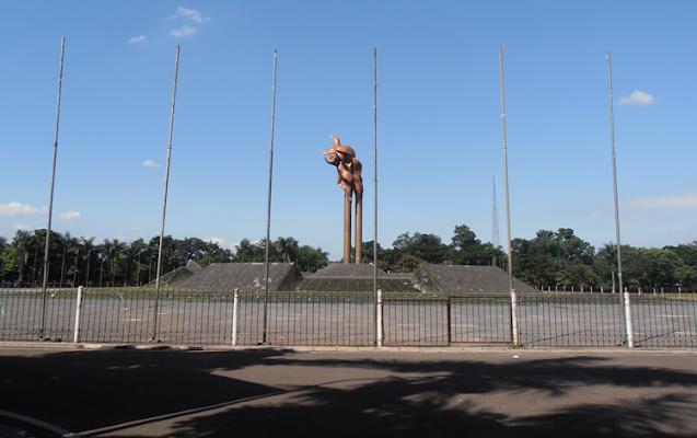 lapangan tagalega bandung yang mengingatkan akan peristiwa bersejarah