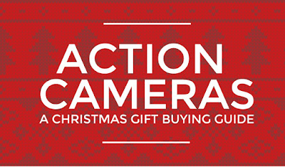 Christmas Gifts for Photographers: Action Cameras