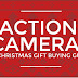 Christmas Gift Guide to: Action Cameras