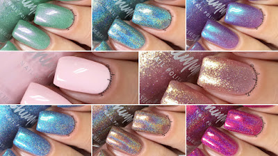 Kb Shimmer Wanderlust collection