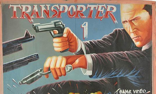 Poster Film Ala Afrika Bikin Nyengir