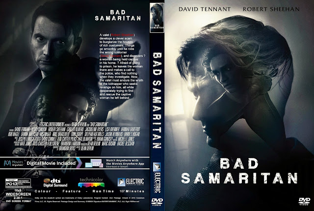 Bad Samaritan DVD Cover