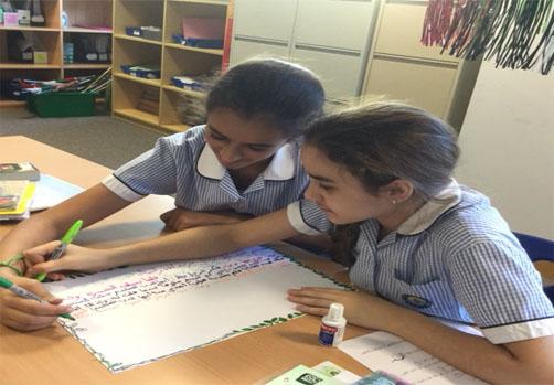 امتحان نهاية الفصل الثالث رياضيات للصف السادس مع الإجابات