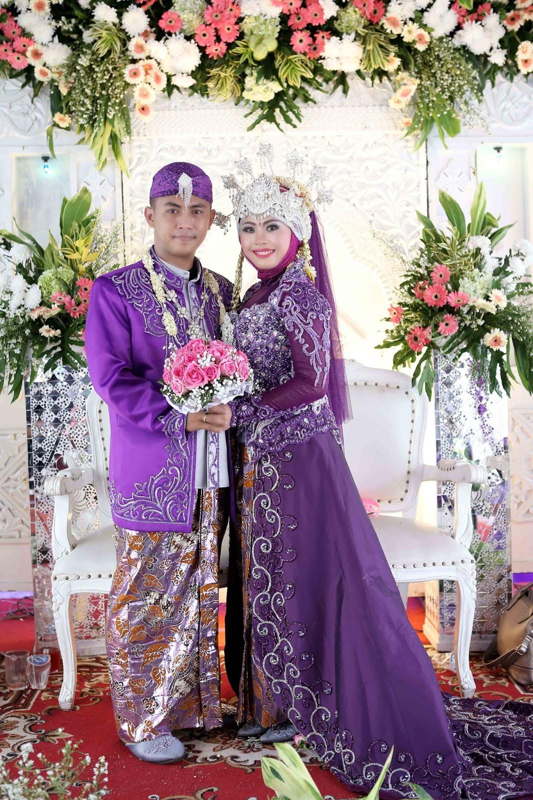 Trend Terpopuler Baju Pernikahan Adat Sunda Jilbab