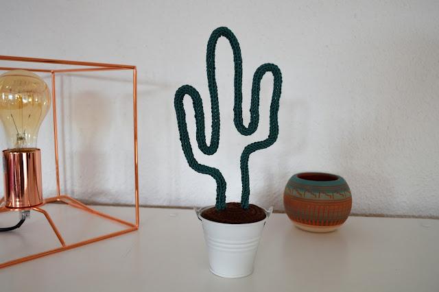 tuto cactus crochet tricotin