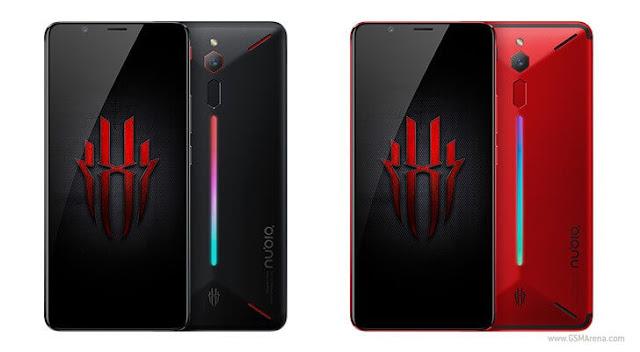 كل ما تود معرفته عن مواصفات و سعر هاتف Nubia Red Magic الجديد