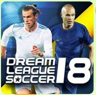 Download Dream League Soccer 2018 (MOD, Unlimited Money) free on android game apk