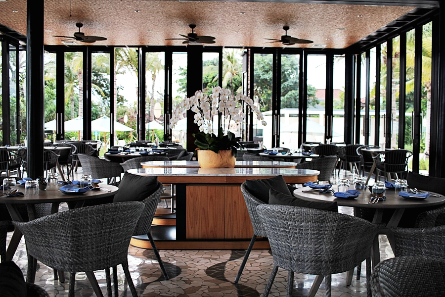 sands restaurant bali