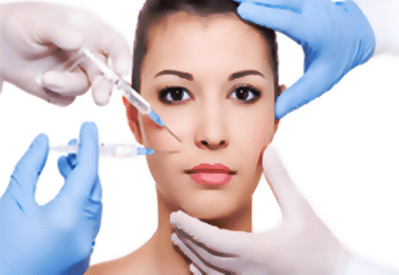 Botox-aplicação