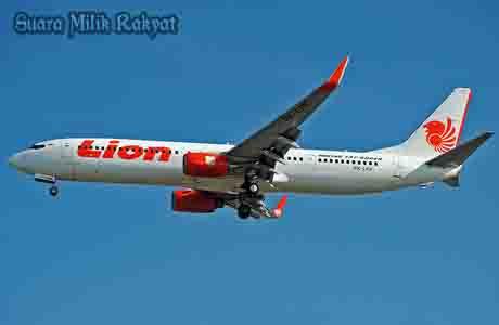 Vidio Penumpang Lion Air Selamat, Saat Pesawat Tergelincir