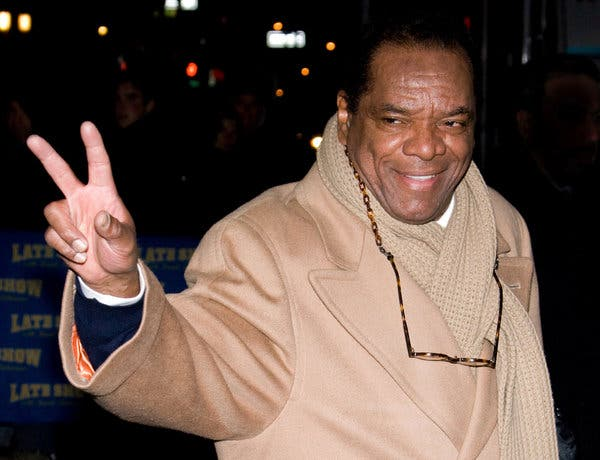 Farewell Pops, RIP John Witherspoon By Jhantu Randall