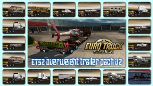 Overweight trailer v2 pack