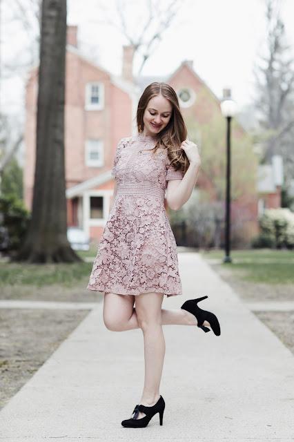 pink-lace-dress