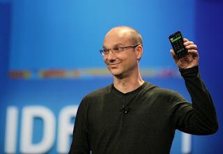 Andy Rubin, Essential PH-1, nouveau smartphone Android, Caméra à 360 degrés, Smartphone titane