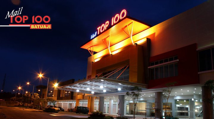Mall Top 100 Batu Aji what is that?