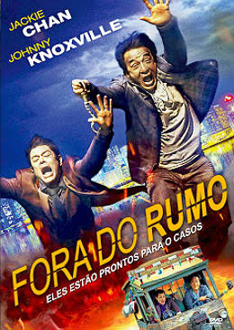 Filme Poster Fora do Rumo